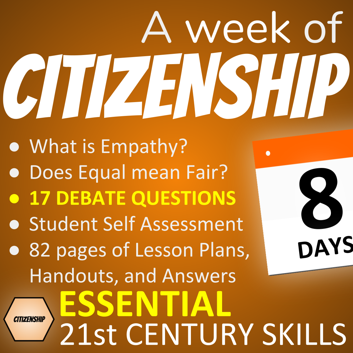 Good Citizenship Lesson Plans Equality Vs Equity Diversity